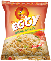 Picture of EGGY INSTANT NOODLES (MASALA)